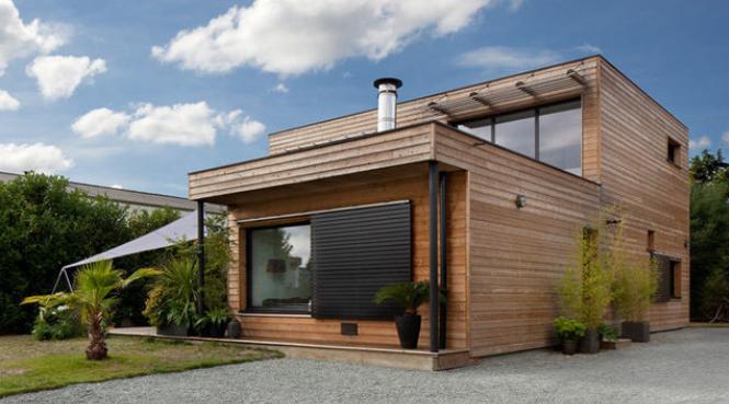 Faire Construire Une Maison En Bois Une Bonne Idée